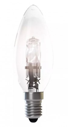 Halogénové žiarovky Halogénová žiarovka Emos ZE0902, E14, 28W, teplá biela