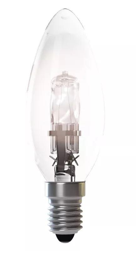 Halogénové žiarovky Halogénová žiarovka Emos ZE0903, E14, 42W, teplá biela
