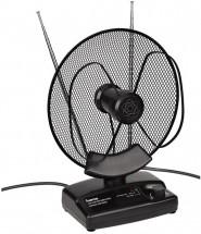 Hama aktívna interná anténa VHF/UHF/FM, 36dB