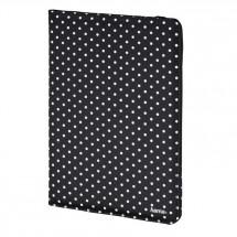 "Hama Polka Dot puzdro na tablet, do 20,3 cm (8""), čierne"