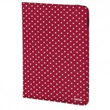 """Hama Polka Dot puzdro na tablet, do 25,6 cm (10,1""""), červené"""