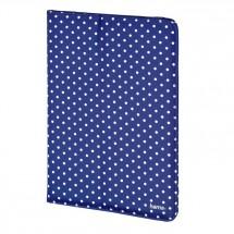 "Hama Polka Dot puzdro na tablet, do 25,6 cm (10,1""), modré"