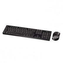 Hama Set bezdrátové klávesnice s optickou bezdrátovou myší RF2200