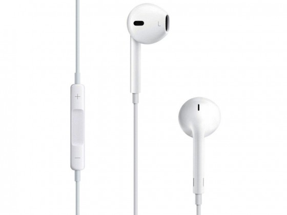 Hands free Apple EarPods with Remote and Mic