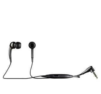 Hands free Sony Ericsson stereo HandsFree MH650 Black ROZBALENÉ