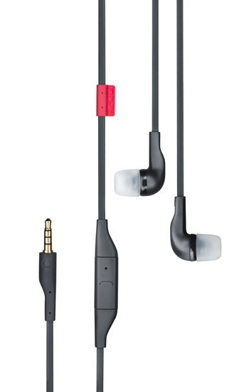 Handsfree  Nokia stereo HeadSet WH-205 Grey