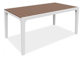 Harmony - Stôl (biela, cappuccino)