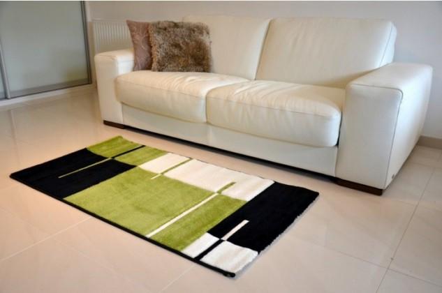 Hawaii - koberec, 170x120cm (100%PP friese, zelená)