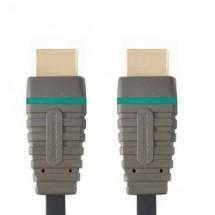 HDMI / HDMI kábel Bandridge 2m
