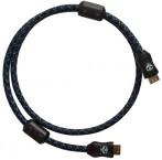 HDMI / HDMI TV kábel B-TECH s opletením 3m