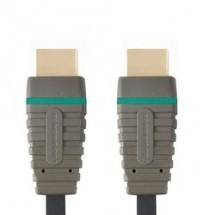 HDMI kábel Bandridge BVL1201, 1.4, 1m