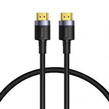 HDMI kábel Baseus CADKLF-E01, čierny, 1 m