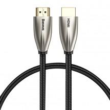 HDMI kábel Baseus Horizontl, 2.0, 1 m, čierny