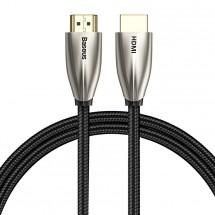 HDMI kábel Baseus Horizontl, 2.0, 2 m, čierny