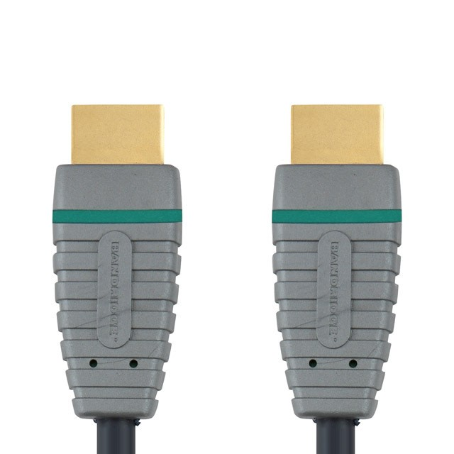 HDMI káble HDMI kábel Bandridge BVL1203, 1.4, 3m