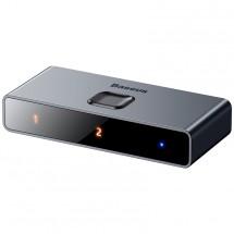 HDMI splitter Baseus Matrix, 4K, obojsmerný