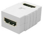 HDMI spojka Real cable WAC-90, HDMI - HDMI, uhlová