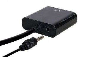 HDMI / VGA (D-SUB) + výstup audio3,5mm Jack 0,2 m