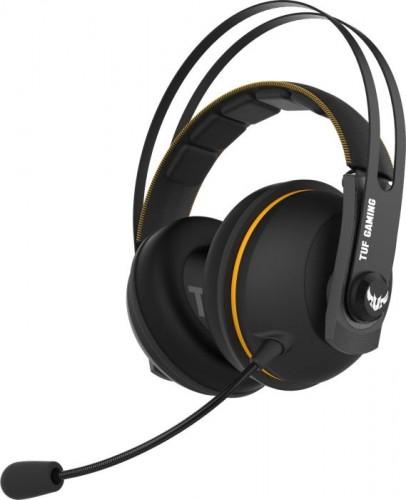 Headset Asus TUF GAMING H7, bezdrôtový, žltý