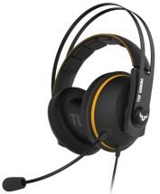 Headset Asus TUF GAMING H7 CORE, žltý POUŽITÉ, NEOPOTREBOVANÝ TOV