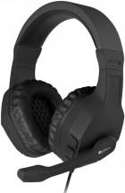 Headset Genesis Argon 200, herný, čierna