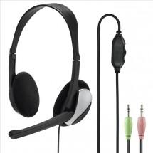 Headset Hama HS-P100, čierny