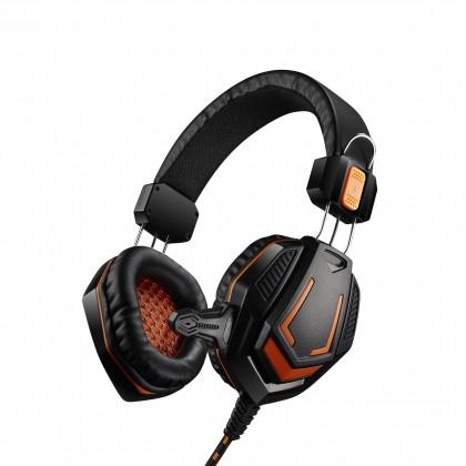 Headset, náhlavná súprava Canyon Fobos CND-SGHS3 hráčsky headset pre pokročilých