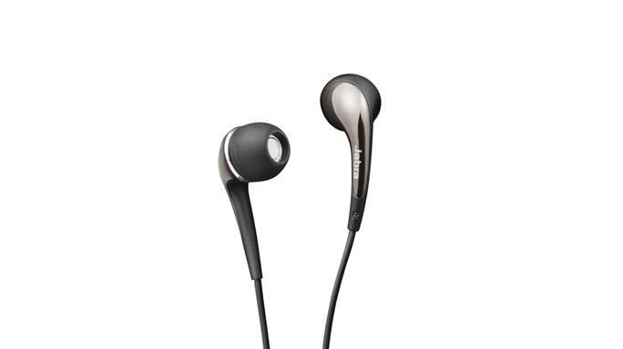 """Headset, náhlavná súprava Jabra headset RHYTHM/drôtová/pozlátené kontakty/3,5 """"jack/čierne"""