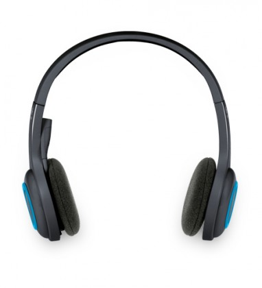 Headset, náhlavná súprava  Logitech Wireless Headset H600