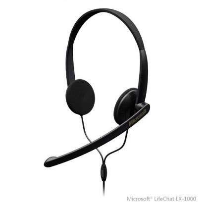 Headset, náhlavná súprava  Microsoft LifeChat LX-1000