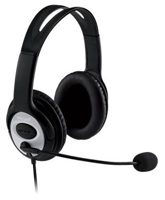 Headset, náhlavná súprava  Microsoft LifeChat LX-3000 USB Port