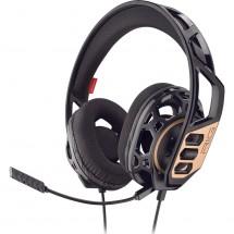 Headset Plantronics RIG 300, PC, čierny