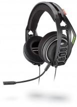 Headset Plantronics RIG 400HX, pre Xbox One, čierna