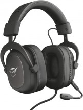 Headset Trust GXT 414 Zamak, herný, čierny