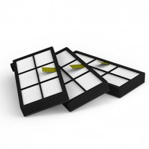 HEPA filtre iRobot 800 Series, 3-Pack