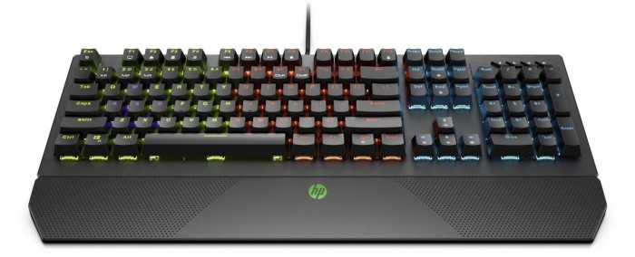 Herná klávesnica HP Pavilion 800 (5JS06AA)