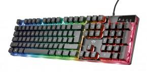 Herná klávesnica Trust GXT 835 Azor (24166)