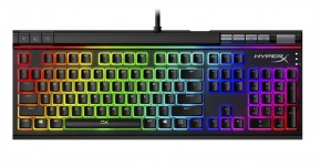 Herná mechanická klávesnica HyperX Alloy Elite II HX red