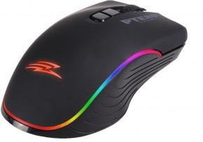 Herná myš EVOLVEO Ptero GMX100, 7000DPI, RGB podsvietenie + ZADARMO podložka pod myš Olpran