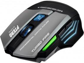 Herná myš EVOLVEO Ptero GMX90, 3200dpi, RGB podsvietenie