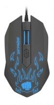 Herná myš Fury Brawler (NFU-1198)
