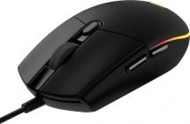 Herná myš Logitech G102 Lightsync (910-005823)