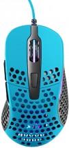 Herná myš Xtrfy M4 RGB, 16 000 dpi, modrá