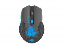 Herná optická myš FURY STALKER 2000DPI modro-čierna POUŽITÉ, NEOP