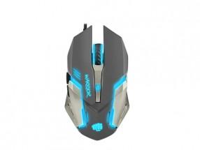 Herná optická myš FURY Warrior. 3200 dpi, čierna POUŽITÉ, NEOPOTR