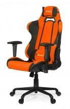 Herná stolička Arozzi Torretta čierno-oranžová TORRETTA-OR