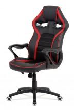 Herná stolička Avatar červená