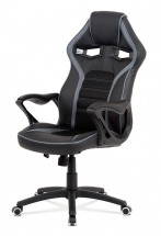 Herná stolička Avatar sivá