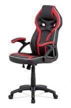 Herná stolička Cheater červená