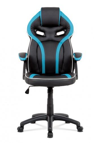 Herná stolička Cheater modrá